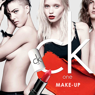 CK One make-up