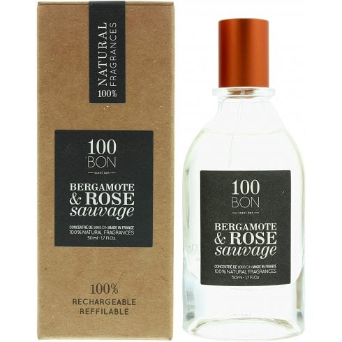 100BON Bergamote & Rose Sauvage Concentre EDP 50ml
