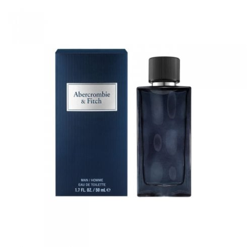 Abercrombie & Fitch First Inst. Blue Man 50ml EDT Spray