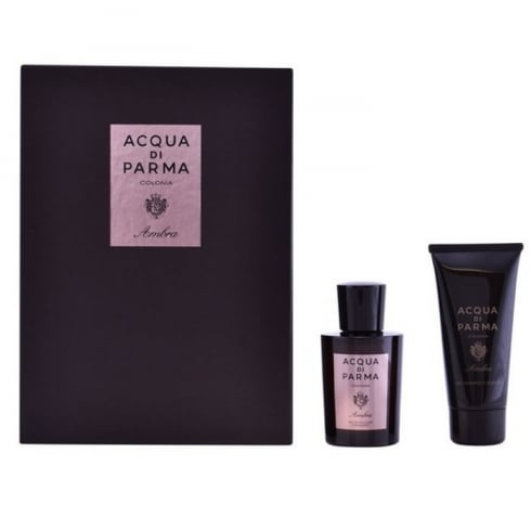 Acqua di Parma Ambra EDC Spray 100ml Set 2 Pieces 2017