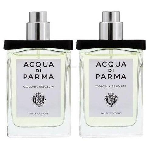 Acqua di Parma Colonia Assoluta Eau de Cologne Gift Set 2 x 30ml Refill