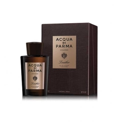 Acqua di Parma Colonia Leather Eau de Cologne Concentree 180ml Spray