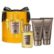 Acqua Di Parma Intensa EDC Spray 100ml Set 3 Pieces 2017