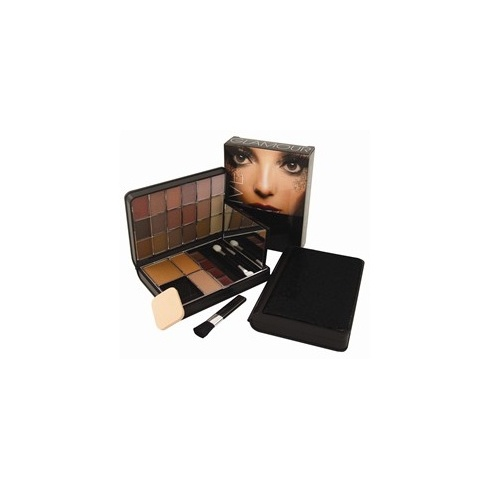 Active Glamour Chic Palette Compact with Mirror