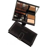 Active Glamour Beauty central Purse - 16 Eyeshadows + 2 Blushers + com