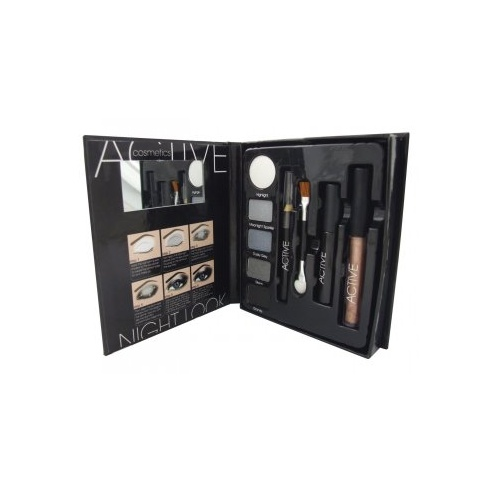 Active Glamour Day Look Cosmetic Palette