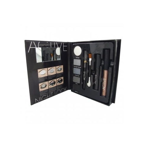 Active Glamour Night Look Cosmetic Palette