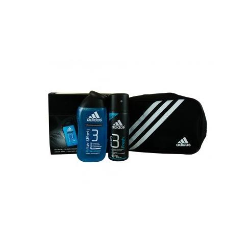 Adidas Fragrances Adidas Action 3 Fresh Gift Set