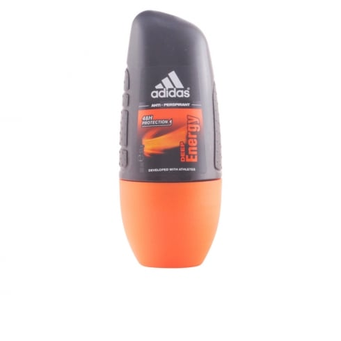 Adidas Fragrances Adidas Deep Energy Deodorant Roll On 50ml