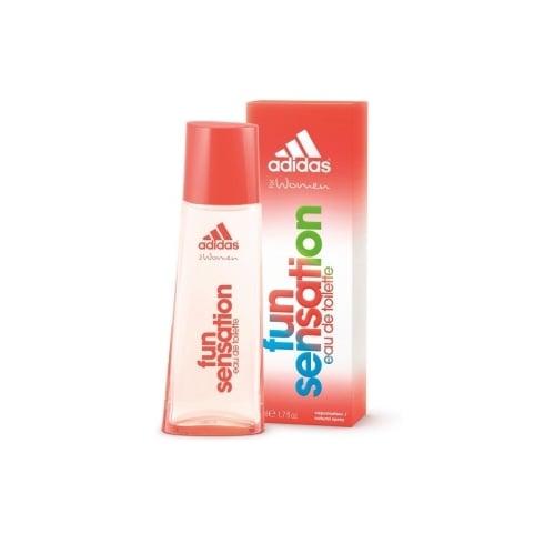 Adidas Fragrances ADIDAS FUN SENSATION EDT 50ML