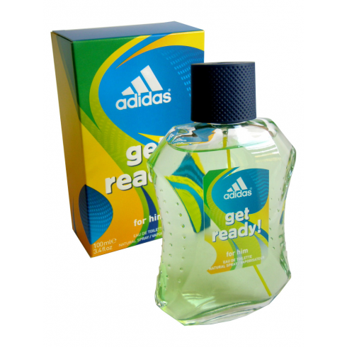 Adidas Fragrances Adidas Get Ready 50ml EDT Spray