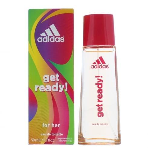 Adidas Fragrances Adidas Get Ready for Her 50ml EDT Spray