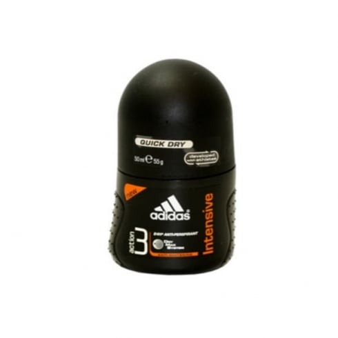 Adidas Fragrances Adidas Intensive Cool And Dry Deodorant Roll On 50ml