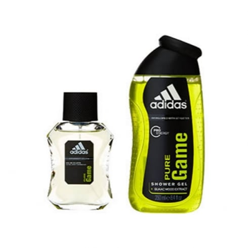 Adidas Fragrances Adidas Pure Game Set 2 Pieces