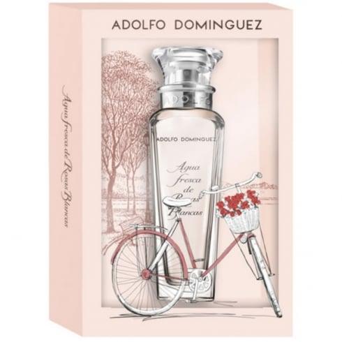 Adolfo Dominguez Agua Fresca De Rosas Blancas EDT Spray 200ml