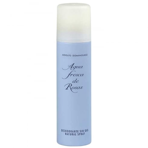 Adolfo Dominguez Agua Fresca De Rosas Deodorant Spray 150ml