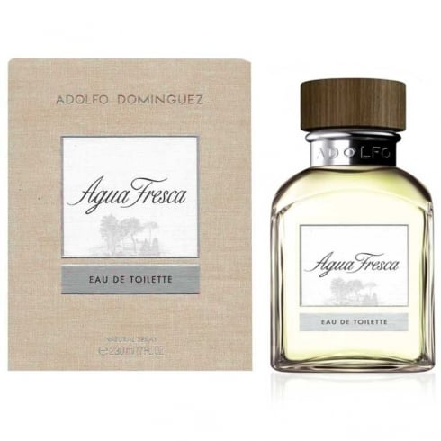 Adolfo Dominguez Agua Fresca EDT Spray 230ml