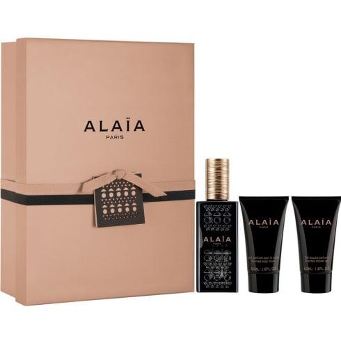 Alaia Paris Alaia Gift Set 50ml EDP + 50ml Body Lotion + 50ml Shower Gel