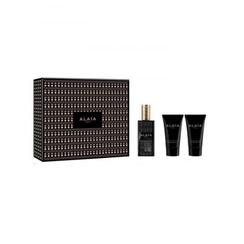 Alaia Paris EDP Spray 50ml Set 3 Pieces 2017