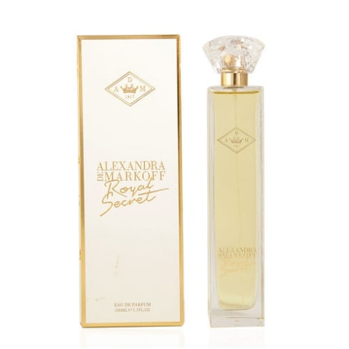 Royal Secret Alexandra de Markoff Royal Secret 100ml EDP Spray