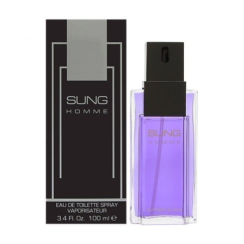 Alfred Sung Homme EDT 50ml Spray