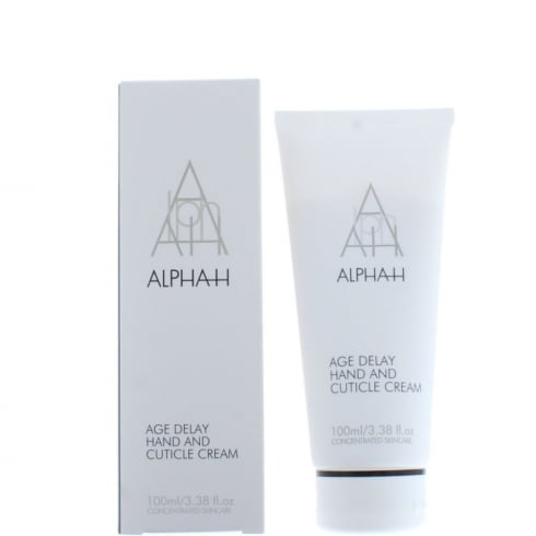 Alpha H Age Delay Hand & Cuticle Cream 100ml