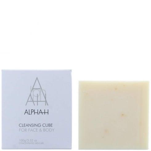 Alpha H Cleansing Cube 100G