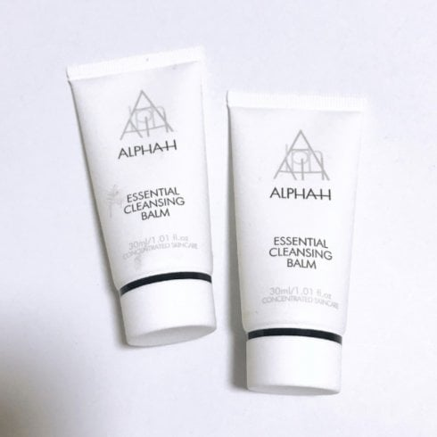 Alpha H Essential Collection Set Cleansing Balm 30ml & Hydration