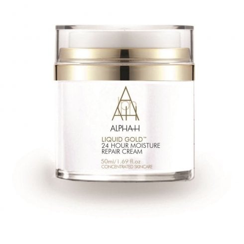 Alpha H Liquid Gold 24 Hour Moisture Repair Cream 50ml