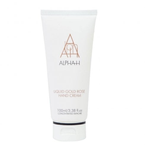 Alpha H Liquid Gold Rose Hand Cream100ml