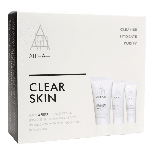 Alpha H Alpha-H Normal/Dry Starter Gift Set - 6 Pieces