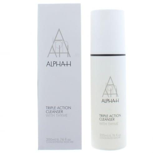 Alpha H Triple Action Cleanser 200ml