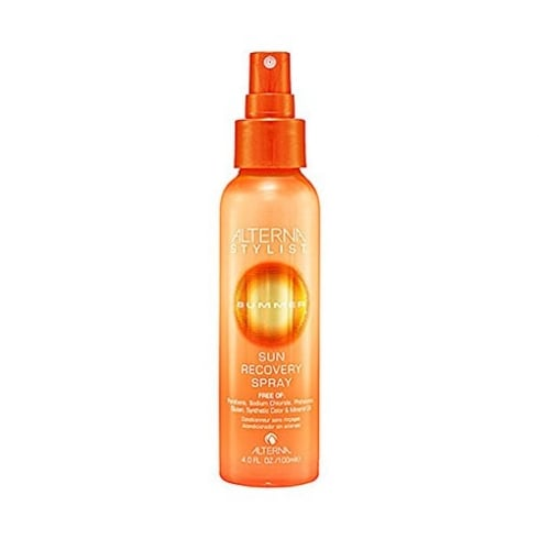 Alterna Bamboo Beach Summer Sun Recovery Spray Leave-in Conditioner 25ml Spray