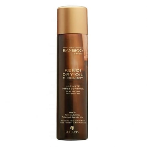 Alterna Bamboo Kendi Dry Oil Micro Mist 125ml