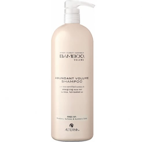 Alterna Bamboo Volume Shampoo 1000ml