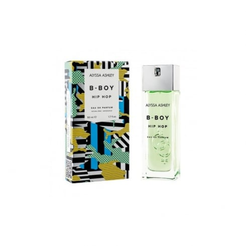 Alyssa Ashley B Boy Hip Hop EDP Spray 50ml
