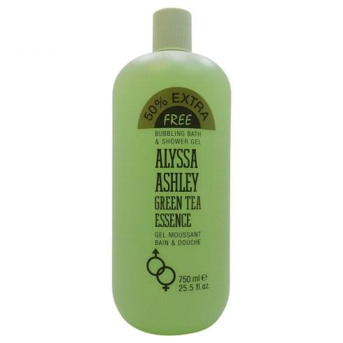Alyssa Ashley Green Tea Essence Shower Gel 750ml