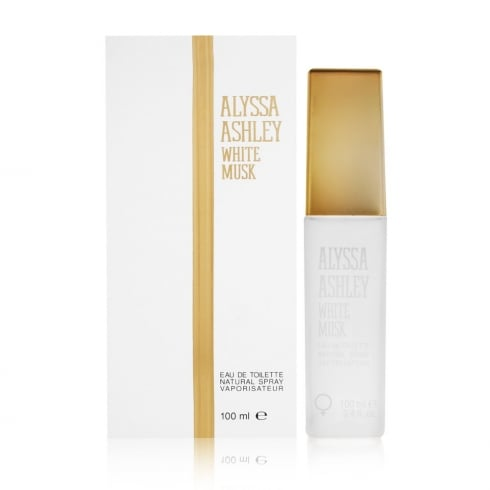 Alyssa Ashley Musk EDT Spray 100ml