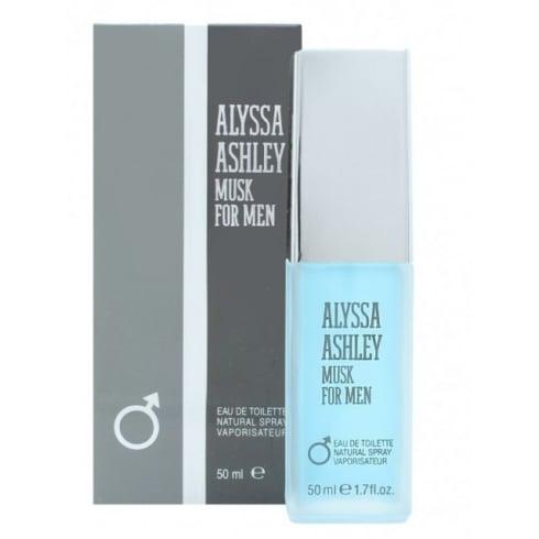 Alyssa Ashley Musk for Men EDT 50ml Spray