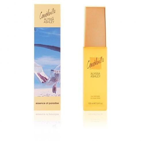 Alyssa Ashley Vanilla Eau de Cologne 100ml Spray