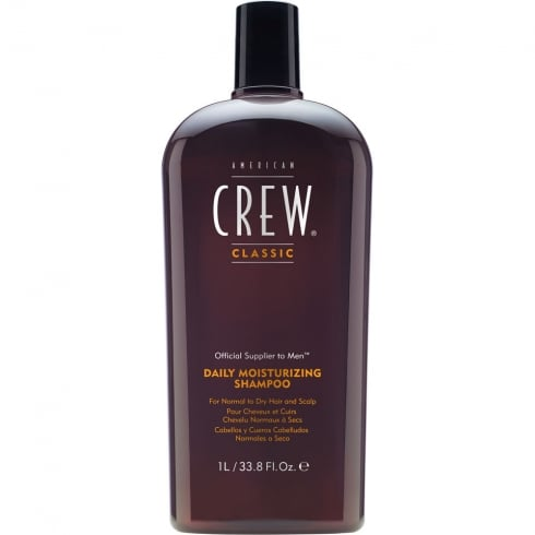 American Crew Classic Daily Moisture Shampoo 1000ml