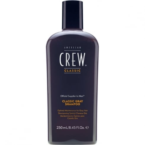 American Crew Classic Gray Shampoo Optimal Maintenance For Graying Hair 250ml