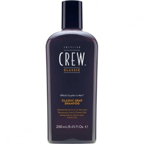 American Crew Classic Gray Shampoo Optimal Maintenance For Graying Hair 250ml