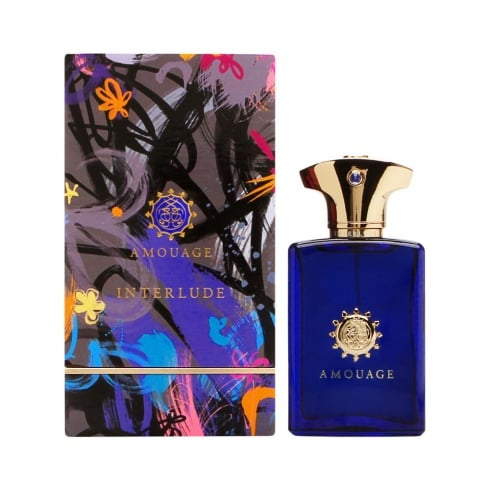 Amouage INTERLUDE MEN EDP 50ML