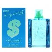 Andy Warhol Pop M Edt 100ml Spr