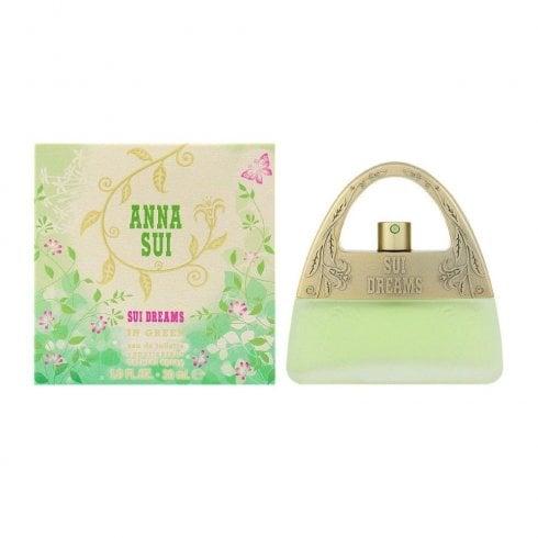 Anna Sui Dreams In Green EDT 30ml Spray