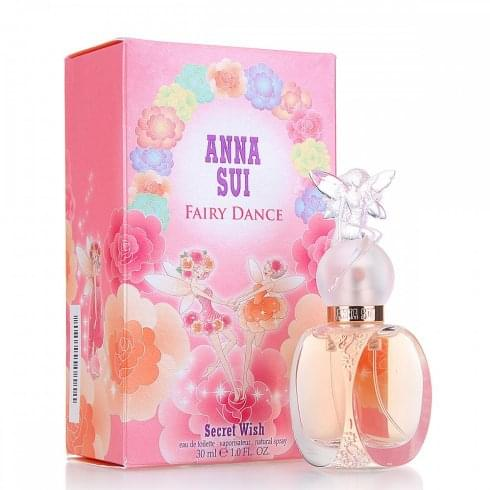 Anna Sui Fairy Dance Gift Set 30ml EDT + Cosmetic Bag