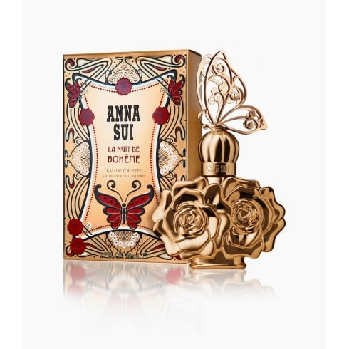 Anna Sui La Nuit De Boheme 50ml EDT Spray
