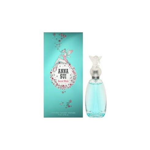 Anna Sui Secret Wish 75ml EDT Spray