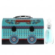 Anna Sui Secret Wish Gift Set 50ml EDT + Tin Lunch Box